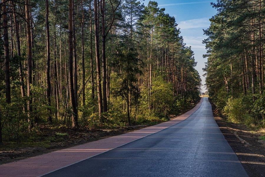 Ścieżka rowerowa Smardzewice - Twarda